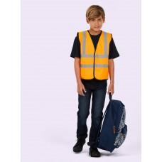 UNEEK® Childrens Hi-Viz Visibility Waist Coat Vest